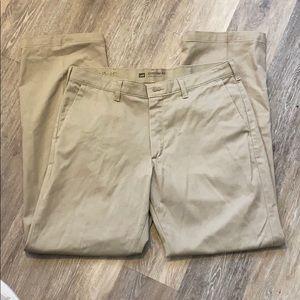 Lee men's khakis
